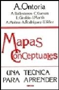 Portada de MAPAS CONCEPTUALES: UNA TECNICA PARA APRENDER