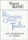Portada de PEQUEÑAS OBRAS DE TEATRO: PARA REPRESENTAR EN NAVIDAD