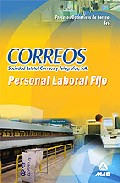 Portada de PERSONAL LABORAL FIJO DE CORREOS: TEST