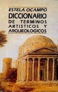 Portada de DICCIONARIO DE TERMINOS ARTISTICOS Y ARQUEOLOGICOS (ELECTRÓNICO)