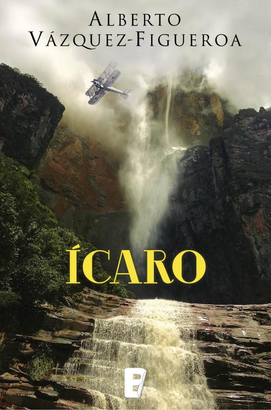 Portada de ÍCARO
