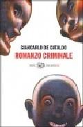 Portada de ROMANZO CRIMINALE