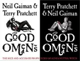 Portada de GOOD OMENS: THE NICE AND ACCURATE PROPHECIES OF AGNES NUTTER, WITCH
