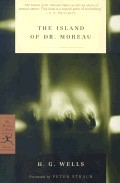 Portada de THE ISLAND OF DR. MOREAU