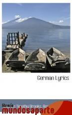 Portada de GERMAN LYRICS