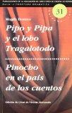 Portada de PIPO Y PIPA Y EL LOBO TRAGALOTODO/PINICHO EN EL PAIS DE LAS MARAVILLAS