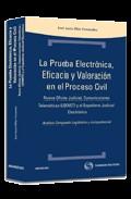 Portada de PRUEBA ELECTRONICA EFICACIA Y VALORACION EN EL PROCESO CIVIL: NUEVA OFICINA JUDICIAL CON TEMATICAS