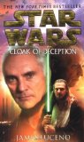 Portada de STAR WARS: CLOAK OF DECEPTION (STAR WARS (RANDOM HOUSE PAPERBACK))