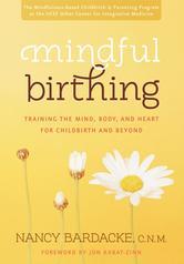 Portada de MINDFUL BIRTHING