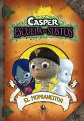 Portada de CASPER N3.  EL MOMIANEITOR