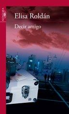 Portada de DECIR AMIGO (EBOOK)