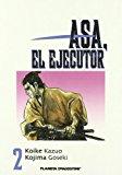 Portada de ASA, EL EJECUTOR Nº 2