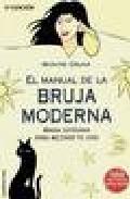 Portada de EL MANUAL DE LA BRUJA MODERNA