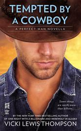 Portada de TEMPTED BY A COWBOY (NOVELLA)