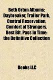 Portada de BETH ORTON ALBUMS: DAYBREAKER, TRAILER P