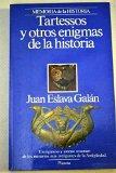 Portada de TARTESSOS Y OTROS ENIGMAS DE LA HISTORIA (INTERACCIONES)