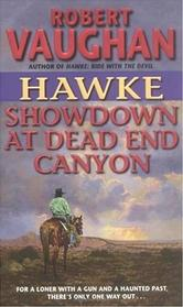 Portada de HAWKE: SHOWDOWN AT DEAD END CANYON