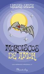 Portada de MORDISCOS DE AMOR (EBOOK)