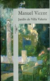 Portada de JARDÍN DE VILLA VALERIA (EBOOK)
