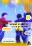 Portada de JUEGOS MOTORES PARA PRIMARIA 6 A 8 AÑOS