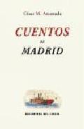Portada de CUENTOS DE MADRID