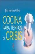 Portada de COCINA PARA TIEMPOS DE CRISIS