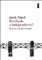Portada de RESIDUALS O INDEPENDENTS? (EBOOK)
