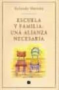 Portada de ESCUELA Y FAMILIA: UNA ALIANZA NECESARIA