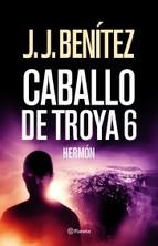 Portada de HERMÓN. CABALLO DE TROYA 6