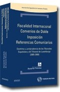Portada de FISCALIDAD INTERNACIONAL: CONVENIOS DE DOBLE IMPOSICION (2005-2008