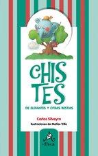 Portada de CHISTES DE ELEFANTES (EBOOK)