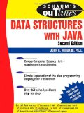 Portada de SCHAUM'S OUTLINE OF DATA STRUCTURES WITH JAVA (SCHAUM'S OUTLINE SERIES)