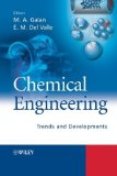 Portada de CHEMICAL ENGINEERING: TRENDS AND DEVELOPMENTS