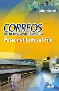 Portada de PERSONAL LABORAL FIJO DE CORREOS: CULTURA GENERAL