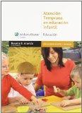 Portada de ATENCION TEMPRANA EN EDUCACION INFANTIL