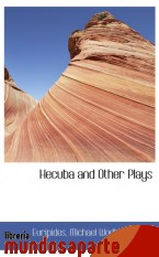 Portada de HECUBA AND OTHER PLAYS