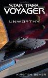 Portada de UNWORTHY (STAR TREK: VOYAGER)