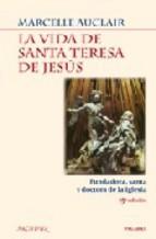 Portada de LA VIDA DE SANTA TERESA DE JESUS (9ª ED.)