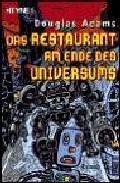 Portada de DAS RESTAURANT AM ENDE DES UNIVERSUMS