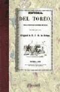 Portada de HISTORIA DEL TOREO Y DE LAS PRINCIPALES GANADERIAS