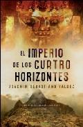 Portada de EL IMPERIO DE LOS CUATRO HORIZONTES