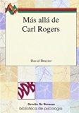 Portada de MAS ALLA DE CARL ROGERS