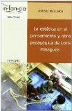 Portada de LA ESTETICA EN EL PENSAMIENTO Y OBRA PEDAGOGICA DE LORIS MALAGUZZI