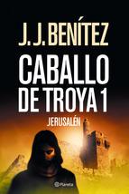 Portada de JERUSALÉN (CABALLO DE TROYA 1)
