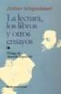 Portada de LA LECTURA, LOS LIBROS Y OTROS ENSAYOS