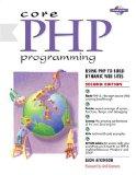 Portada de CORE PHP PROGRAMMING