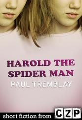 Portada de HAROLD THE SPIDER MAN