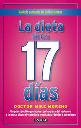 Portada de LA DIETA DE LOS 17 DÍAS (EBOOK) (THE 17 DAY DIET)