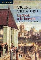 Portada de LA DONA A LA FINESTRA (EBOOK)