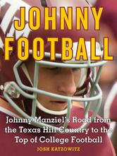 Portada de JOHNNY FOOTBALL